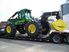 john deere logging tractor | John Deere Forestry Tractor