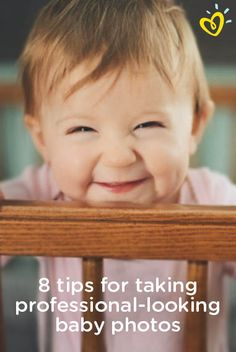 Learn to take professional-looking pictures of your newborn baby and growing family with these 8 photography tips. From advice on lighting and camera settings to tips on how to capture candids of your little one in his or her element—this helpful list is a must-read before your new baby arrives!