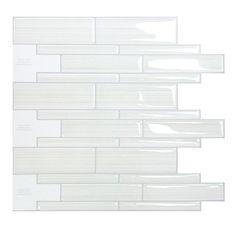 Self Adhesive Wall Tile - Blanco