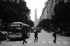 """""""Mi Buenos Aires querido"""" - Diagonal Norte de Plaza de Mayo al Obelisco - Ciudad Autónoma de Buenos Aires - Argentina"""