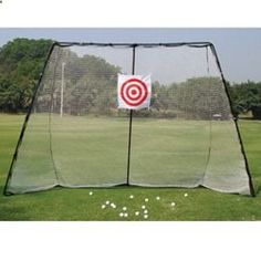 NEW Deluxe Freestanding Golf Practice Net 7 x 10 -- Details can be found by clicking on the image. Note:It is Affiliate Link to Amazon.