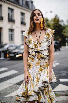 Looks So Good - Girls in Johanna Ortiz Editorial Lookbook #SS18 #floraldresses #ruffles
