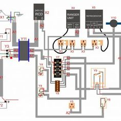 wiring diagram for semi plug google search off road. Black Bedroom Furniture Sets. Home Design Ideas