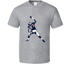 Gronk Spiking Ball Spike Football Best Tight End New England Patriots Gronkowski…