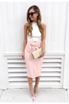 style Great Outfits Hochzeitsgast Outfit 49 Everyday Street Style Looks To Wear Asap Chic Office Outfit, Office Fashion, Work Fashion, Fashion News, Spring Fashion, Office Attire, Office Style, Daily Fashion, Corporate Fashion Office Chic