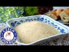 Easy to Make Breadcrumbs - Strouhanka - Czech Cookbook