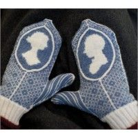 Another great Magic loop knitting pattern: Chawton Mittens. These stylish mittens feature a silhouette of a man and a woman on mirroring gloves. Crochet Mittens, Knitted Gloves, Magic Loop Knitting, Knit In The Round, Stockinette, Pattern Wallpaper, Arm Warmers, Colorful Backgrounds, Knitting Patterns