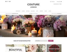 "Check out new work on my @Behance portfolio: ""Couture London Florist"" http://be.net/gallery/34847153/Couture-London-Florist"