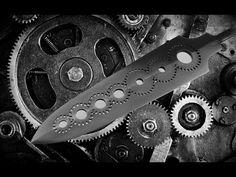 Стим панк - Дамаск из шестерёнок - YouTube
