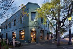De Clieu Cafe    6degrees    Fitzroy