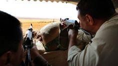 انفجار طائرة بلا طيار مفخخة يؤدي إلى مقتل عنصرين في البيشمركة وإصابة جنديين فرنسيين في العراق - بي بي سي العربية