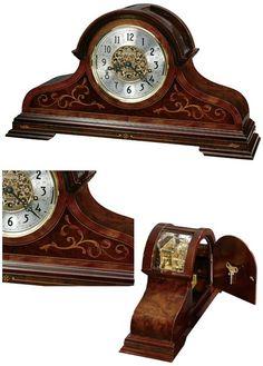 Howard miller 630 150 hampton mantel clock