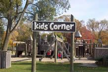 Kids Corner - South Haven - seriously the best park in town - a must for kids 12 and under