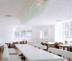 Schneeweiss, restaurant | Simplonstraße 16 | Berlin