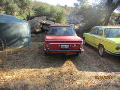 Bill's 1972 BMW 2002tii - AutoShrine Registry