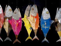 tonni appesi fish