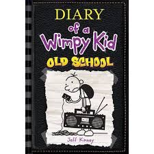 Diary of a wimpy kid: old school. Brand new for 2015