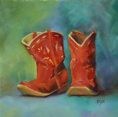 """Becky Rowe Fine Art – """"Painting the world through a colorful lens, always searching for beauty and composition"""" Venice, Searching, Cowboy Boots, Composition, Lens, My Arts, Colorful, Oil, Fine Art"""