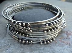 "This Etsy artist creates ""Modern Tribal Jewelry."" I love everything in her shop. - FINALLY ORDERED! YES!"
