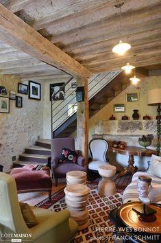 La maison d'Hector, une maison d'hôtes 3 épis dans le Perche, Pierre-Yves Bonnot - Côté Maison