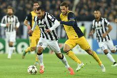 Juventus v Club Atletico de Madrid - Pictures - Zimbio