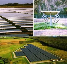 Aghione solar plant equipped with horizontal single-axis solar trackers | Ecotrack HZ | Installed power: 3.8 MWp