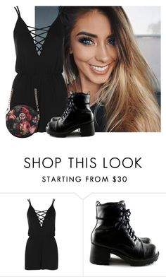 """""""OOTD-sammi"""" by thegirlsallday ❤ liked on Polyvore featuring Topshop"""