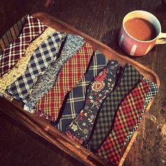Handsome Selection of Bow Ties, Men's Fall Winter Fashion. Bow ties are... well, you know.