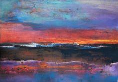 """Saatchi Art Artist Fabien Bruttin; Painting, """"Du chaud..."""" #art"""