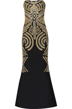 I love this dress!! Versace?
