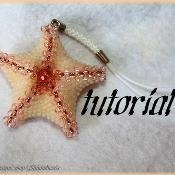 Starfish beading pattern - via @Craftsy