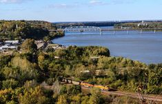 Spring is the perfect time to visit one of our beautiful river towns!