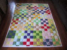Quilting from beginning to end, really good instructions