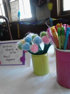 """Horton hears a who"" activity"