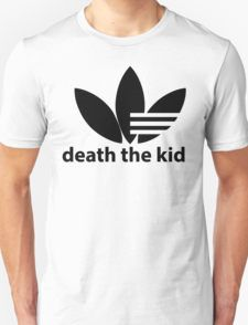 Death the kid Soul eater Adidas.  T-Shirt