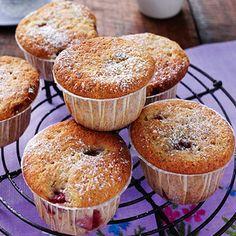 Szilvás muffin recept