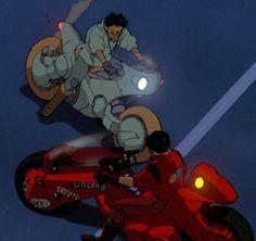 Bike Gang, Akira, Master Chief, Fictional Characters, Fantasy Characters