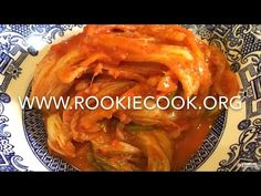 Classic Kimchi - Rookie Cook Party Recipes, Spicy Recipes, Yummy Recipes, Cooking Recipes, Healthy Recipes, Radish Kimchi, My Favorite Food, Favorite Recipes, Basic Chinese