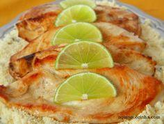 Como fazer filé de frango grelhado sem que ele fique seco e sem gosto