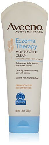 Aveeno Eczema Therapy Moisturizing Cream, 7.3 oz.