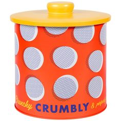 Buy Jme When It Comes To The Crunch Biscuit Tin, 450g online at JohnLewis.com - John Lewis