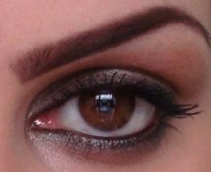 My Beauty Rules: Bobbi Brown Charcoal & Rock Day Look Eye Shadow Tutorial for Brown Eyes