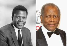 A mozivászon legnagyobb szívtiprói régen és ma Actors Then And Now, Celebrities Then And Now, Famous Celebrities, Celebs, African American Actors, Famous African Americans, American Artists, Hollywood Actor, Hollywood Stars