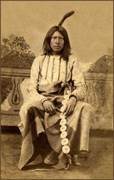 Ton-ka-wa (aka: Wild Cat). 1865-1872