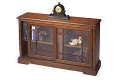 Ada Bookcase Console