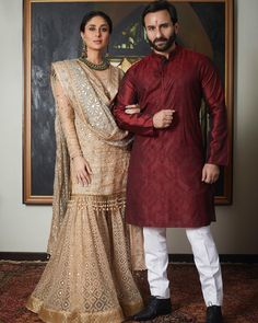 Latest photos of Kareena Kapoor Khan Wedding Dresses Men Indian, Wedding Dress Men, Pakistani Dresses, Indian Dresses, Indian Outfits, Punjabi Wedding, Wedding Prep, Wedding Wear, Kurta Designs