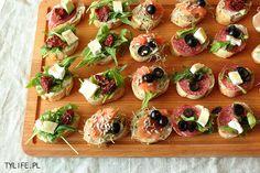 Taste Your Life - blog kulinarny : Tartinki.