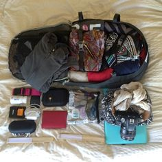Osprey Farpoint 40, two months abroad. What she packed, how she picked this backpack + more.