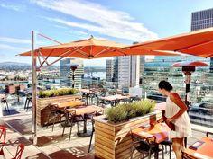 Best restaurant/bar patios in PDX
