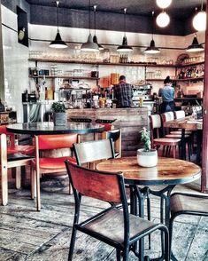 Cafe Búho Barcelona